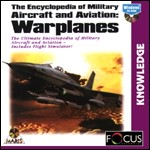 The Encyclopedia of Military Aircraft and Aviation: Warplanes PC CDROM software