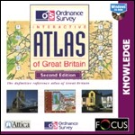 The Ordance Survey Atlas Of Great Britain 2nd Edition PC CDROM software